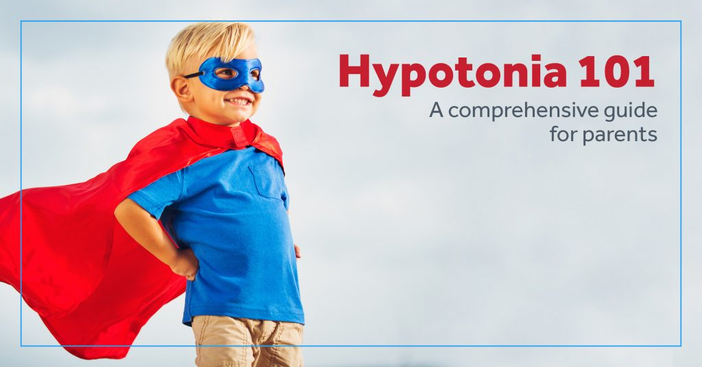 Hypotonia (low muscle tone) guide for parents