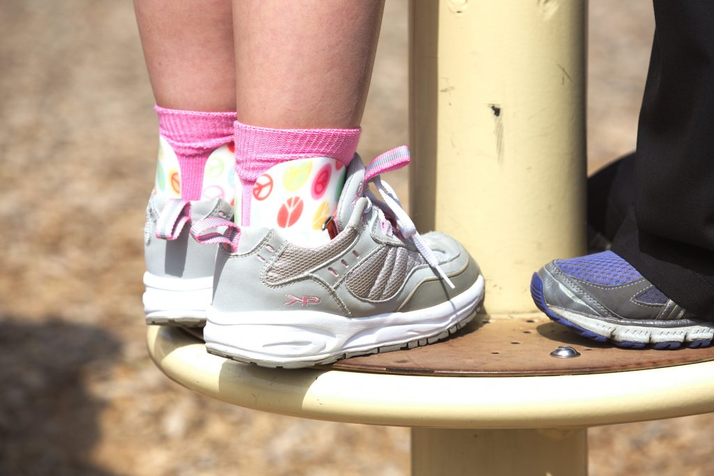 Surestep SMOs help kids enjoy the playground
