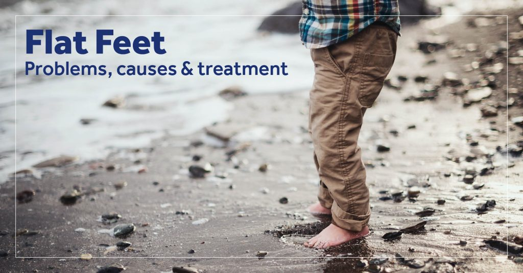 Flat Feet In Kids blog header