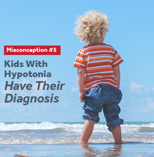 Hypotonia diagnosis