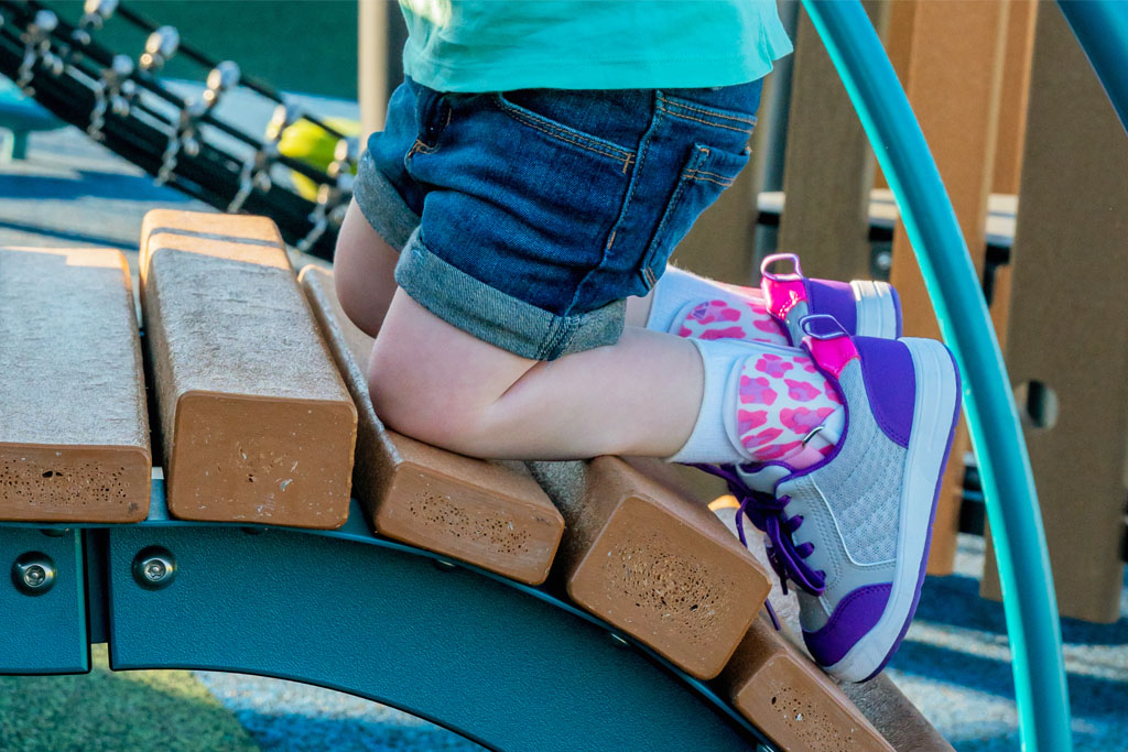 Toddler SMO Ankle Braces